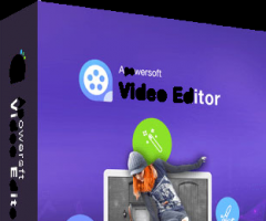 视频编辑王 Apowersoft Video Editor Pro 1.4.5